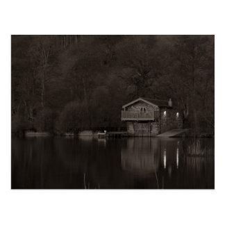 Boathouse Postcard