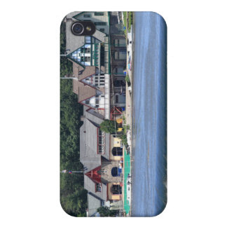 Boathouse Row 2 iPhone 4/4S Case