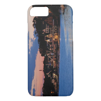 Boathouse Row dusk iPhone 7 Case