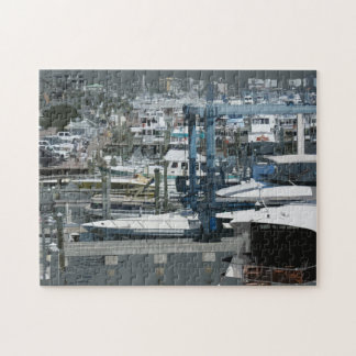 Boating Dock Puzzle