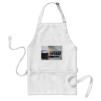 Boating equipment standard apron