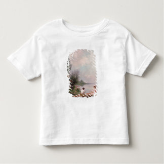 Boating on the River, 19th century Toddler T-Shirt