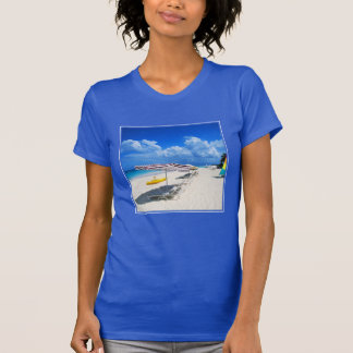 Boats And Beach Chairs T-Shirt