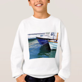Boats at Rest (2).JPG Sweatshirt