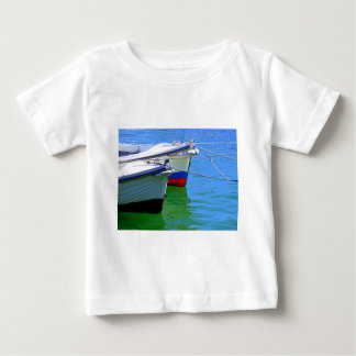 Boats at Rest.jpg Baby T-Shirt
