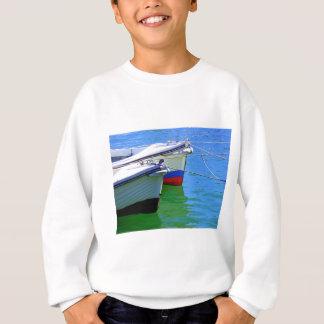 Boats at Rest.jpg Sweatshirt