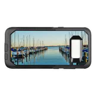 Boats at the Marina by Shirley Taylor OtterBox Commuter Samsung Galaxy S8 Case