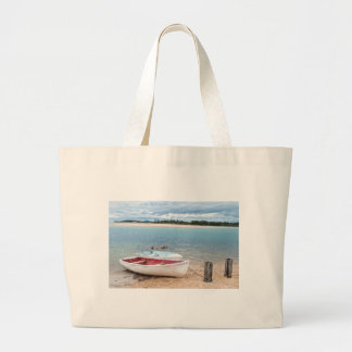 Boats Tote Bags