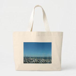 Boats Canvas Bag