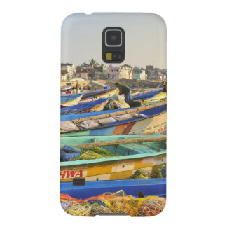 Boats being readied for fishing, The Church of Galaxy S5 Cover