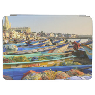 Boats being readied for fishing, The Church of iPad Air Cover