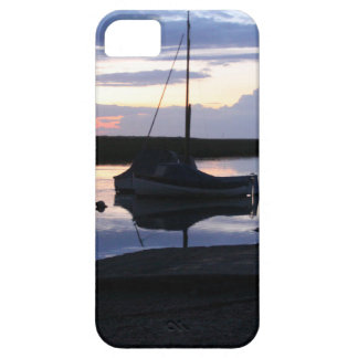 Boats Blakeney at dusk Case For The iPhone 5