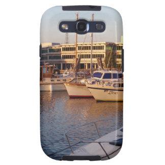 Boats In A Marina Galaxy SIII Cover