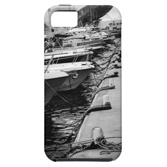 """Boats in a Row"" iPhone 5/5S Case"