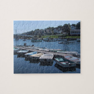 Boats In A Row Puzzle