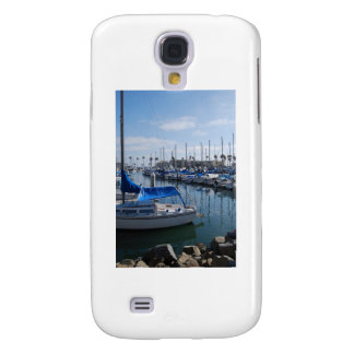Boats in harbor galaxy s4 case