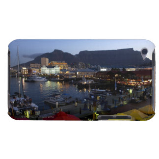 Boats in harbor, South Africa iPod Touch Case