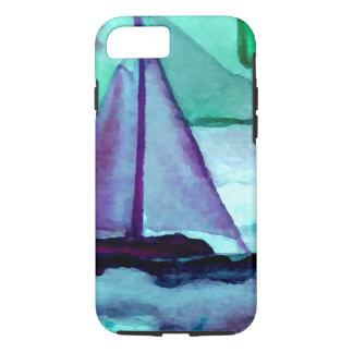 Boats in the Bathtub Sailing Art CricketDiane iPhone 7 Case