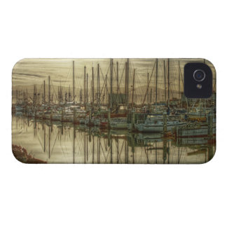 Boats in the Harbor 1 Blackberry Bold Case Case-Mate iPhone 4 Cases