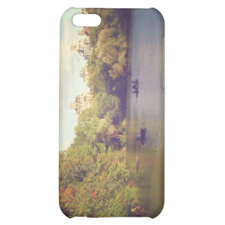 Boats in The Lake at Central Park, New York City iPhone 5C Case