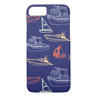 Boats iPhone 7 Case