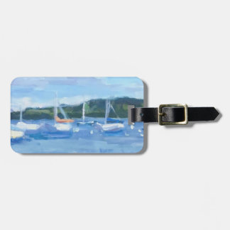 Boats Luggage Tag