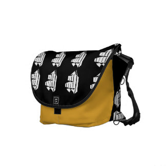 Boats Courier Bags