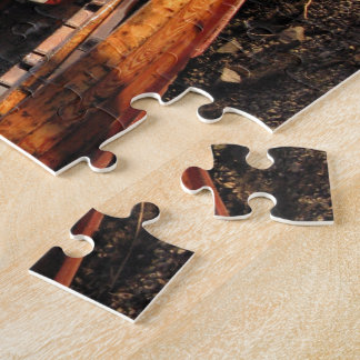 Boats on Shores of Derwentwater Jigsaw Puzzle