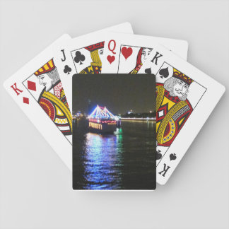 Boats Playing Cards