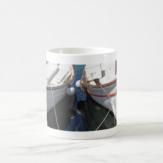 Boats Reflection Mug
