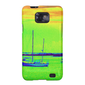 Boats Samsung Galaxy SII Cases
