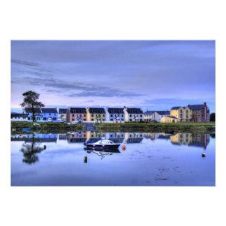 Boatyard Reflections Invite Card