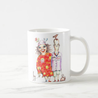 Bob and Claire de Lune mug