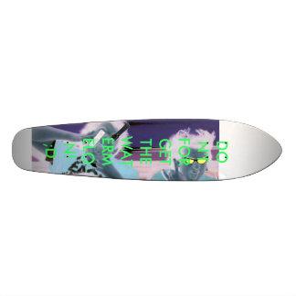 Bob and Joe Skateboard
