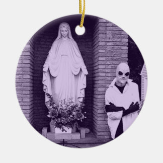Bob and Mary Ornament