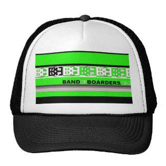 Bob band green cap