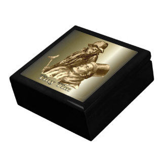 Bob Cratchit and Tiny Tim Christmas Carol Gift Box