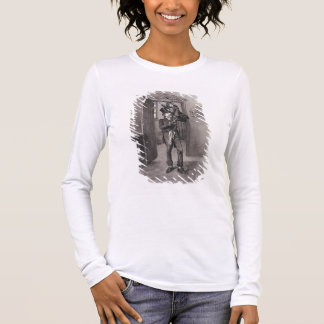 Bob Cratchit and Tiny Tim, from 'Charles Dickens: Long Sleeve T-Shirt