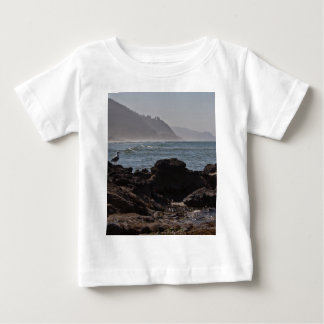 Bob Creek wayside Beach, Oregon Baby T-Shirt