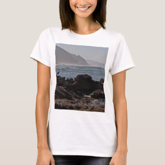 Bob Creek wayside Beach, Oregon T-Shirt