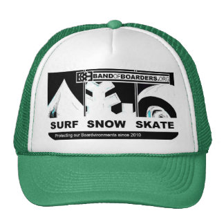 BoB flyer Trucker Hats