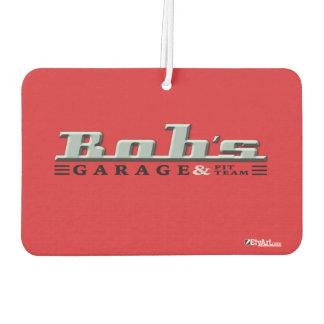 Bob: Garage & Pit Team Design