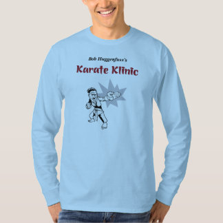 Bob Huggenfuss's Karate Klinic T-shirts