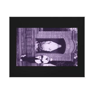 Bob & Mary Canvas Print