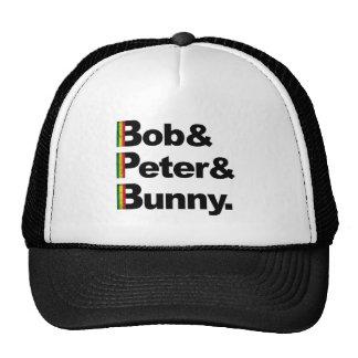Bob&Peter&Bunny Cap
