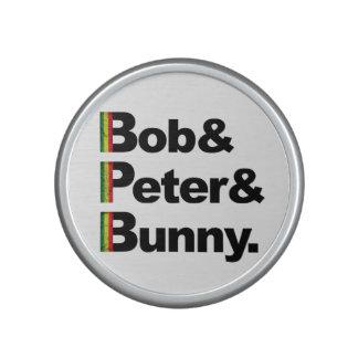 Bob&Peter&Bunny Speaker