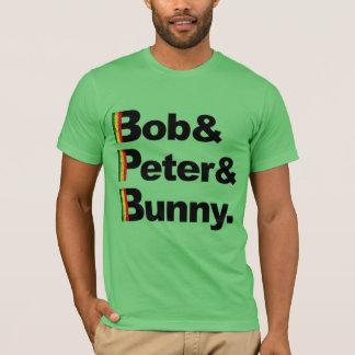 Bob&Peter&Bunny T-Shirt