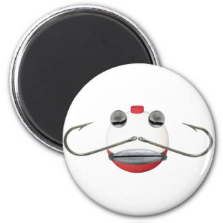 Bob the Bobber 6 Cm Round Magnet