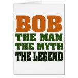 Bob - the Man, the Myth, the Legend