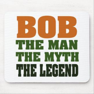 Bob - the Man the Myth the Legend Mouse Mat